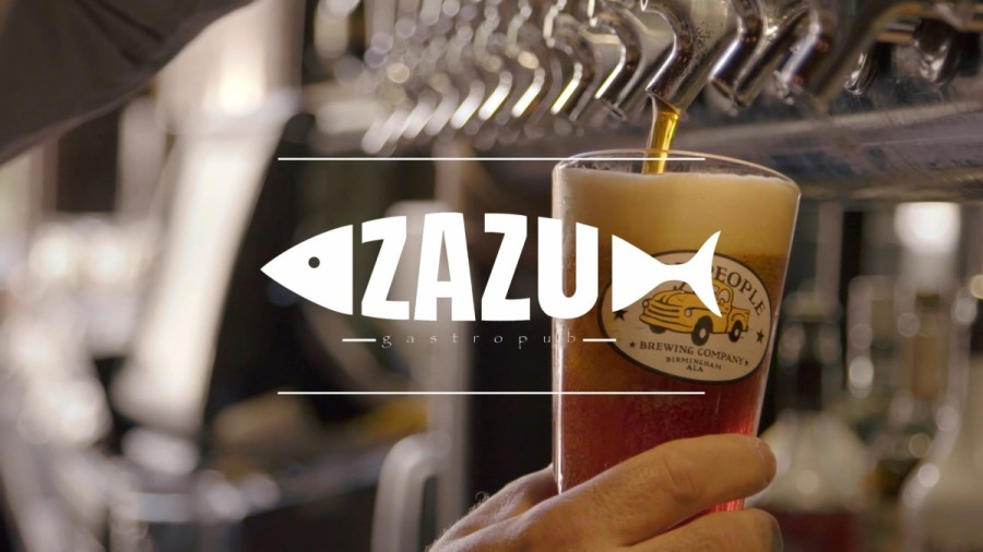 Tourism Bureau: Dining Local at Zazu Gastropub in Opelika, Alabama